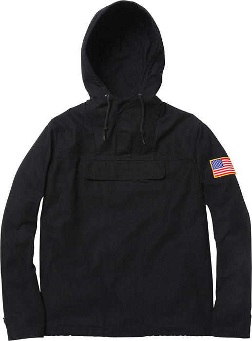Alternatives to Supreme's 'Field Pullover' Jacket in black ...