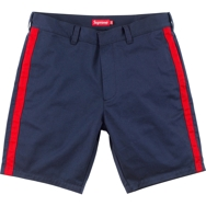 Side Stripe Work Short