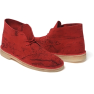 Clarks®/Supreme<br>Map Suede Desert Boot