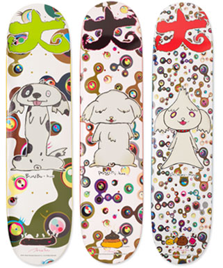 2007: Takashi Murakami for Supreme