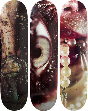 2008: Marilyn Minter for Supreme