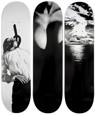 2011: Robert Longo for Supreme