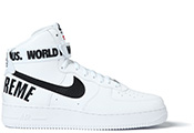 2014: Nike x Supreme,  Air Force 1 Hi