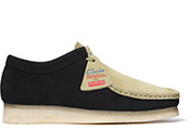 2015: Clarks®/Supreme, 2-Tone Wallabee