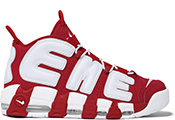 2017: Nike x Supreme, Air More Uptempo