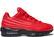2019: Nike x Supreme, Air Max 95 Lux<br>Made in Italy