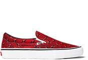 2019: Vans x Supreme, Diamond Plate Slip-On Pro