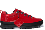 2020: Timberland x Supreme, Patent Leather Euro Hiker Low