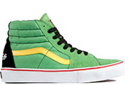 2008: Bad Brains/Supreme, Vans Sk8-Hi