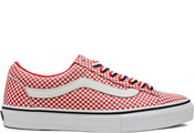 2009: Vans x Supreme, Micro Check Old Skool
